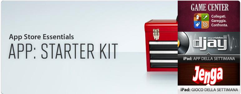 App Store App Starter Kit