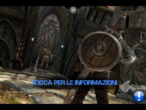 iPad Italia Infinity Blade