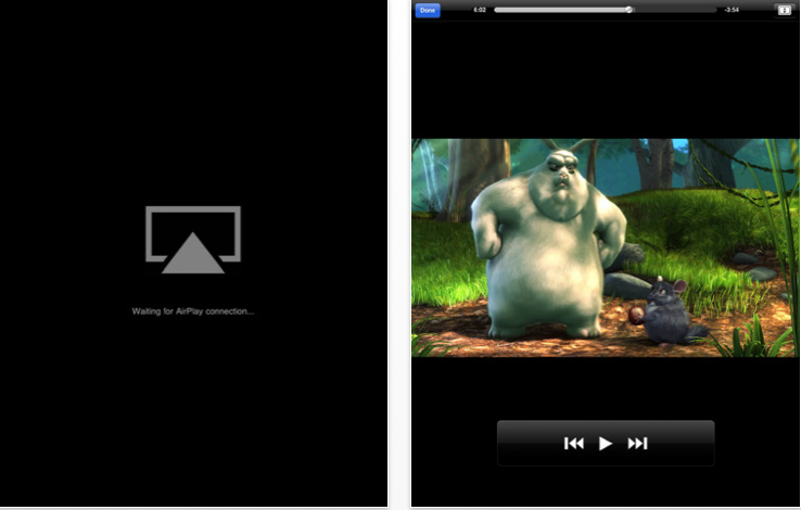 AirView per iPad screenshot