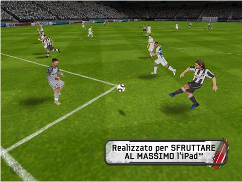 FIFA 11 per iPad