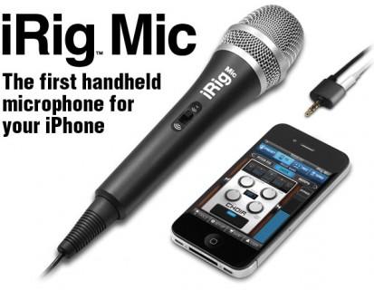 iRig Mic per iPad