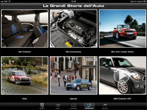 Mini Story per iPad screenshot