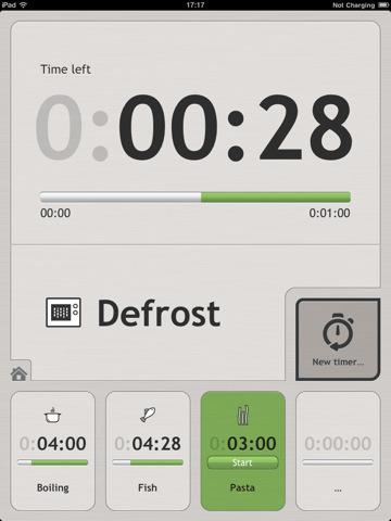 orologio WallTimes per iPad