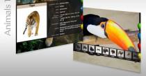 Animals 100 per iPad screenshots