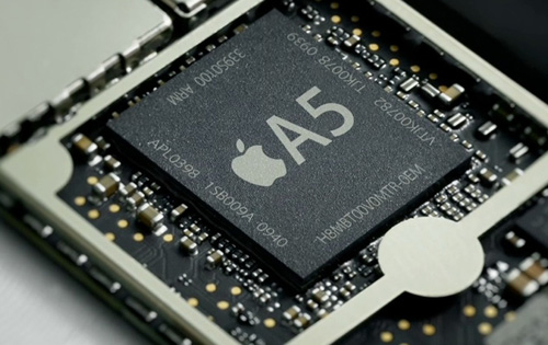 Processore dual core Apple A5