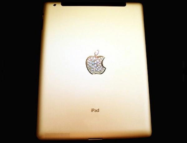 Apple iPad 2 History Gold Edition