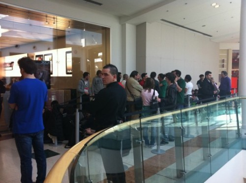 Apple Store Orio al Serio iPad 2
