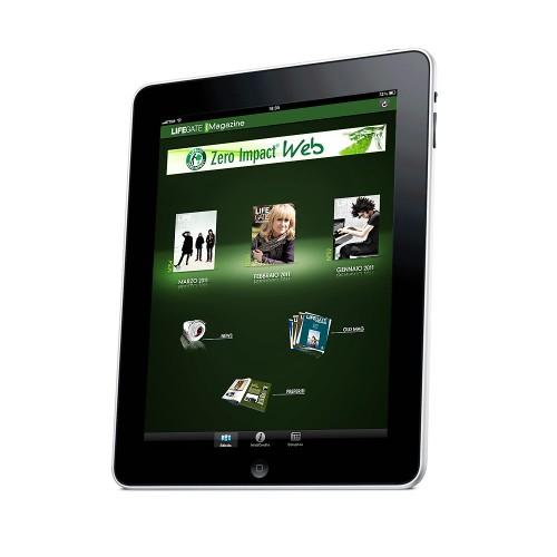 LifeGate iMagazine per iPad
