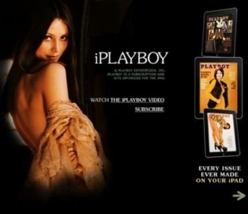 iPlayBoy per iPad