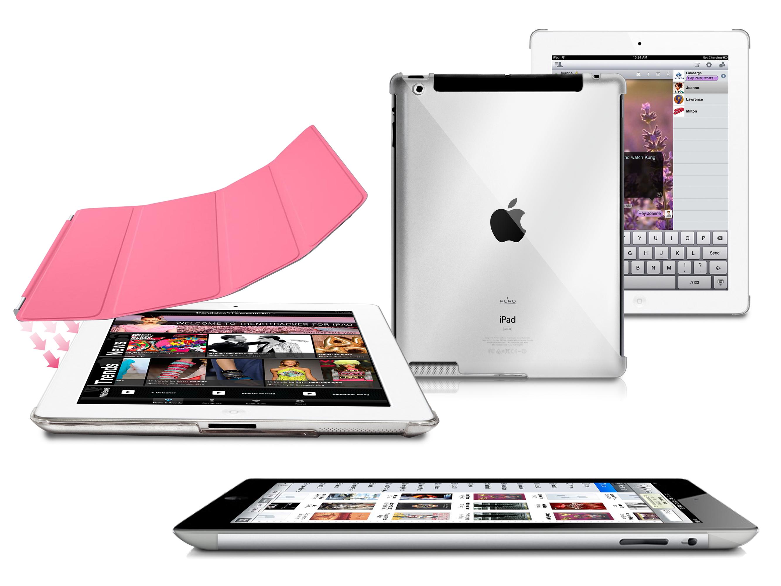 Nuova linea custodie iPad 2 da Puro