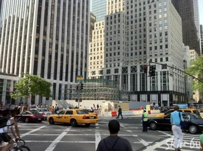 Ristrutturazione Apple Store di New York