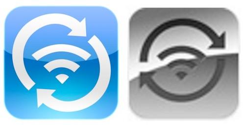 Apple copia WiFysync