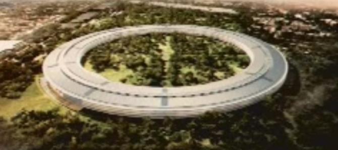 Nuovo Apple Campus di Cupertino